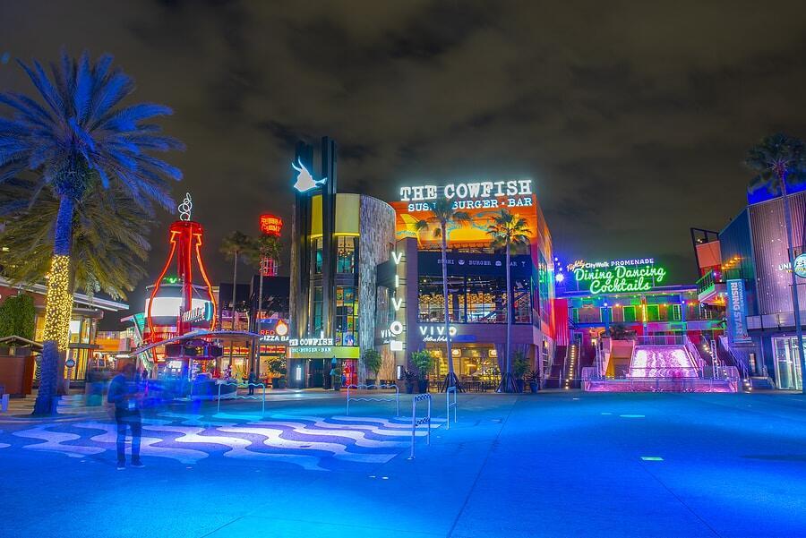 Best Restaurants in CityWalk at Universal, Orlando