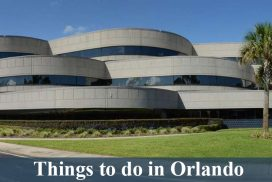 Things to do in Orlando apart from Theme Parks