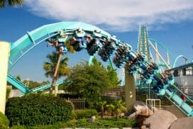 fastest rides at the Universal Orlando Resort